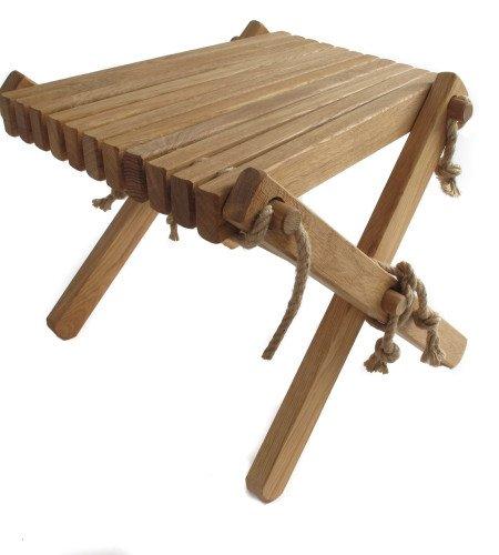 EcoFurn Lilli Table Oak Oiled