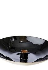 Kandelaar River  XL -zwart-