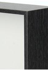 Photoframe Face  Black  21x4x26h cm