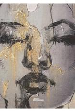 Wanddoek Face