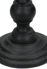XL Kandelaar 48cm -zwart-