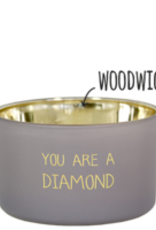 My Flame Sojakaars-You are a diamond- Geur: Amber's Secret