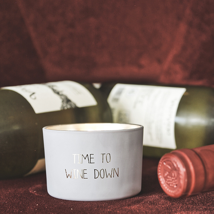 My Flame Sojakaars-Time to wine down- Geur: Amber's secret