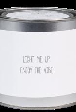 My Flame Buitenkaars -Enjoy the vibe- geurloos