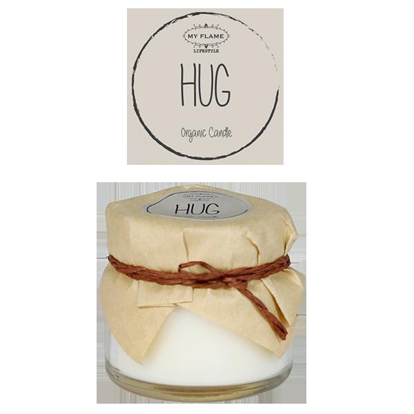 My Flame Mini Kaarsje -Hug- Geur: Fig's Delight