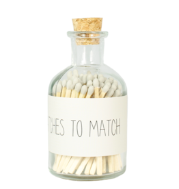 My Flame Lucifers zand -Matches to match-