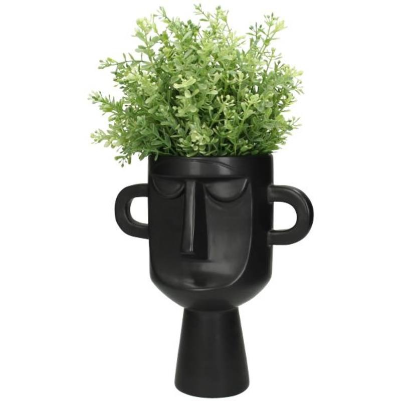 @BERG Planter Jut -zwart-