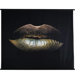 @BERG Wanddoek 'Lips'