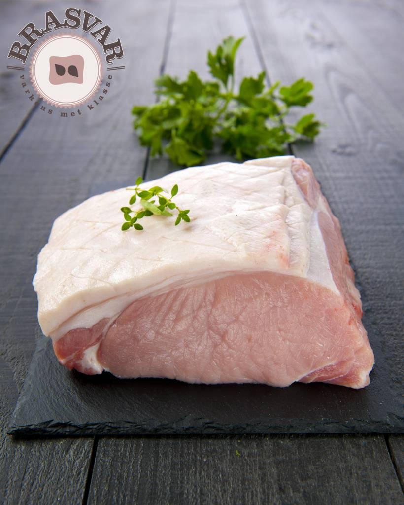 Brasvar gebraad  of kotelet 14.99€/kg