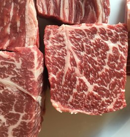 Wagyu BMS  6/7 + stoofvlees  34.85€/kg
