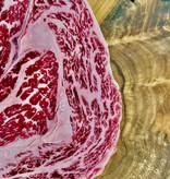 Ribeye WAGYU BMS 8/9+ ,Australie  169.99€/kg