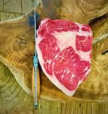 CANADA  PRIME  AAA+graangevoederd RIBEYE 56.95€/kg