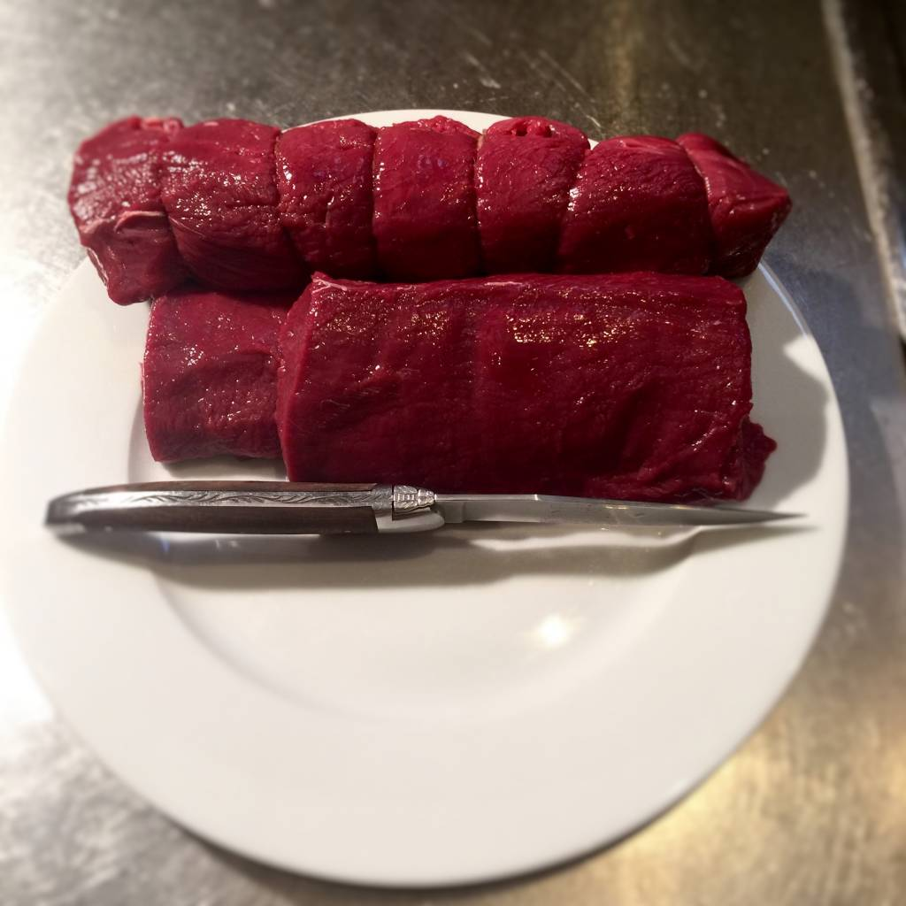 Rugfilet, Hert, Nieuw-Zeeland 59.99€/kg