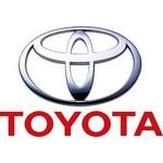 Toyota wiellagers, aandrijfassen en homokineten.