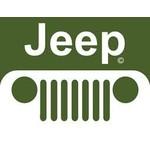 Jeep wiellagers, aandrijfassen en homokineten.