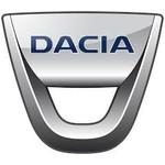Dacia wiellagers, aandrijfassen, distributiedelen en homokineten.