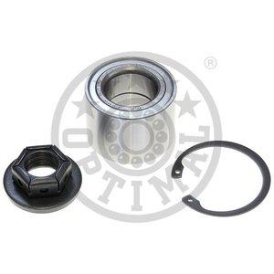 Achterwiellager Mazda 2 - 1.25, 1.4 en 1.4 CD zonder ABS