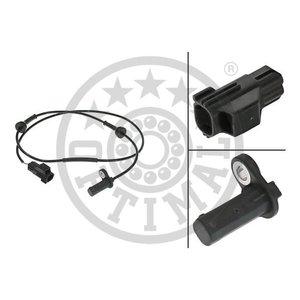 ABS sensor vooras Volvo S60 I, S80 I, V70 II, XC70 RECHTS