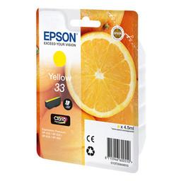 Epson Epson T3344 Geel 4,5ml (Origineel)