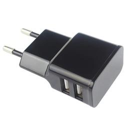 Grab n Go Grab 'n Go 2.4 Amp Dual USB Wall Charger Black