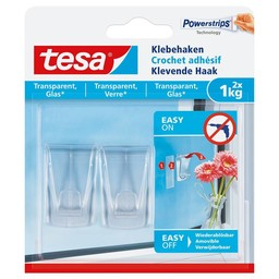 Tesa Tesa Deco haak 77735 transparant 1 kg