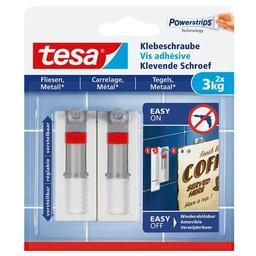 Tesa Tesa verstelbare Klevende Schroef tegels & metaal 77765 3 kg