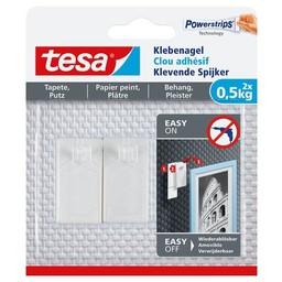 Tesa Tesa Klevende Spijker gevoelige oppervlakken 77772 500 g