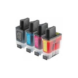 Huismerk Set cartridges voor Brother LC 900