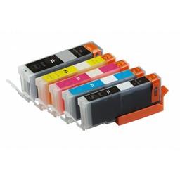 Huismerk Set cartridges voor Canon PGI 5 & 8
