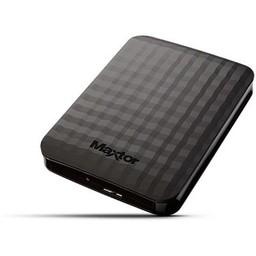 """Maxtor 1,0TB Maxtor M3 Portable 2,5""""/Zwart/USB 3.0"""