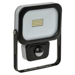 <br />  Slim LED floodlight 10W 4000K 900 lumen +sensor