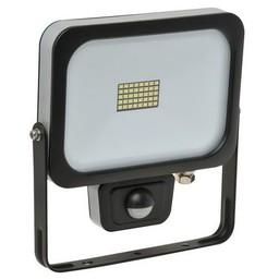 <br />  Slim LED floodlight 20W 3000K 1650 lumen + sensor