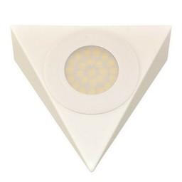 <br />  LED Driehoek spot wit 3000K 320lumen