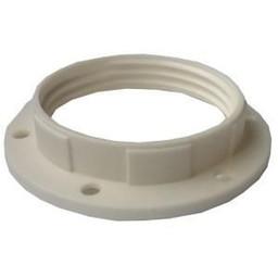 Losse ringen v/E27 lamphouder wit