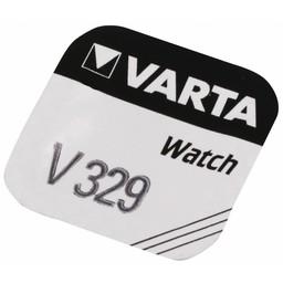 Varta Zilveroxide Batterij SR731 1.55 V 26 mAh 1-Pack