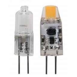 Huismerk LED LAMP G4 12V LED 1.1W 2700K 100LM