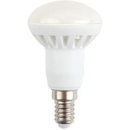 LED Reflector R50 6W E14 mat warm wit