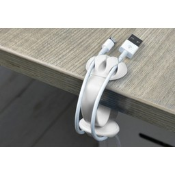 Grab n Go Siliconen Cable Holder