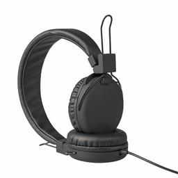 Nedis Bedrade hoofdtelefoon | On-ear | Opvouwbaar | 1,2 m ronde kabel | Zwart
