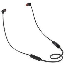 JBL JBL T110 in-ear bluetooth headset - black - met mic