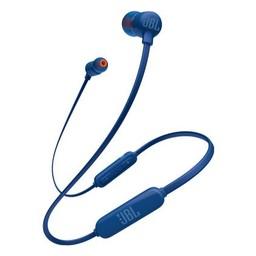 JBL JBL T110 in-ear bluetooth headset - blauw - met mic