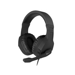 Genesis Genesis Argon 200 - Stereo PC Gaming Headset - Zwart