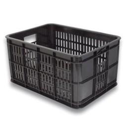 Basil Basil transport krat M medium zwart
