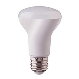 LED Reflector R63 8W E27 mat warm wit