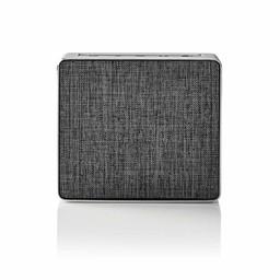 Nedis Luidspreker met Bluetooth® | 15 W | Metal design | Gunmetal