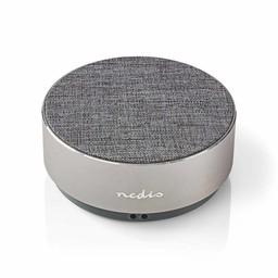 Nedis Luidspreker met Bluetooth® | 9 W | Metal design | Gunmetal