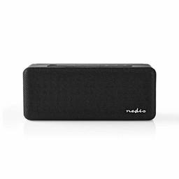 Nedis Luidspreker met Bluetooth® | 30 W | Waterbestendig | Equalizer | Zwart / zwart