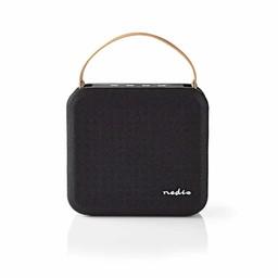 Nedis Luidspreker met Bluetooth® | 45 W | Waterbestendig | Draaggreep | Zwart / zwart
