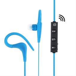 Konix Sport in ear koptelefoon - Bluetooth - Blauw