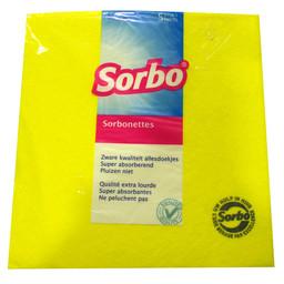Sorbo sorbonette geel 5 stuks
